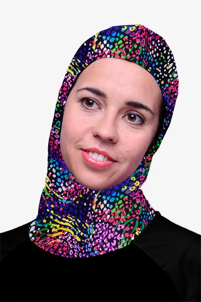 Sun Protection Water Hijab Hood
