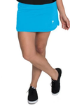 "Running Riot Swim Skort with Hidden Shorts 16"" - Chlorine Proof"