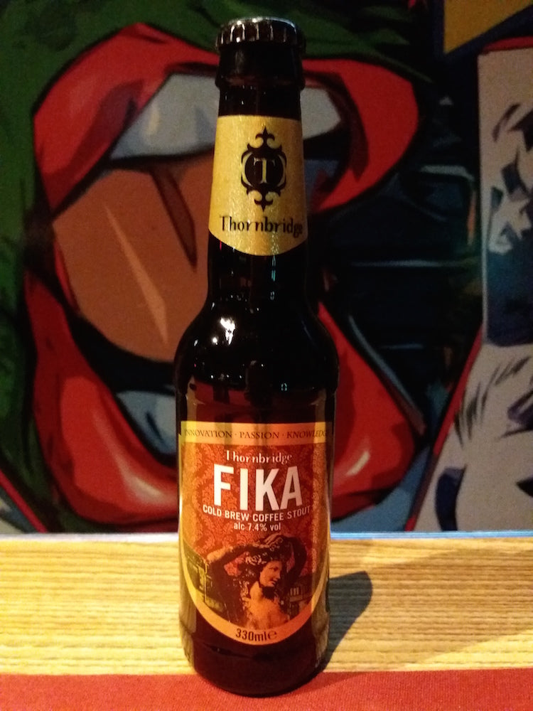 Thornbridge Fika Cold Brew Coffee Stout