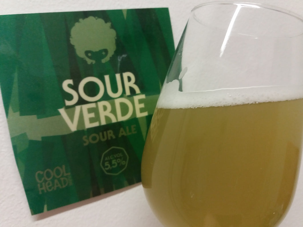 Cool Head Brew Sour Verde HANASSA