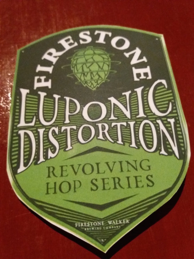 Firestone Walker Luponic Distortion HANASSA
