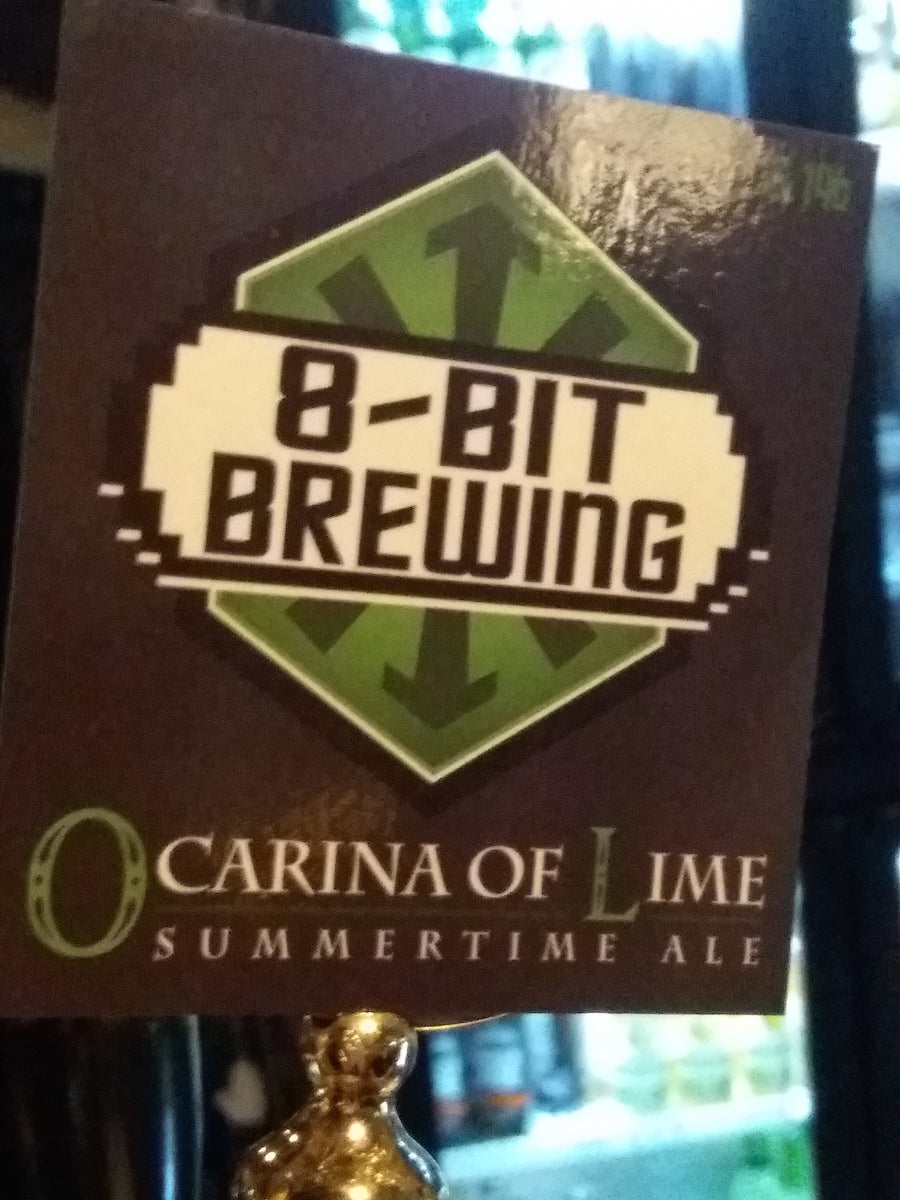 8-Bit Brewing Ocarina of Lime