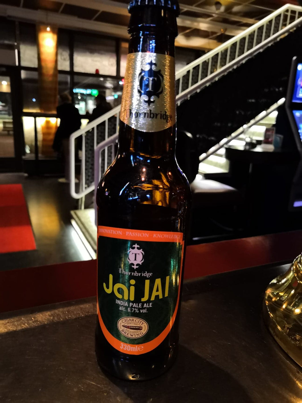 Thornbridge Jai JAI