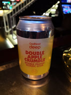 CoolHead Deep Double Apple Crumble