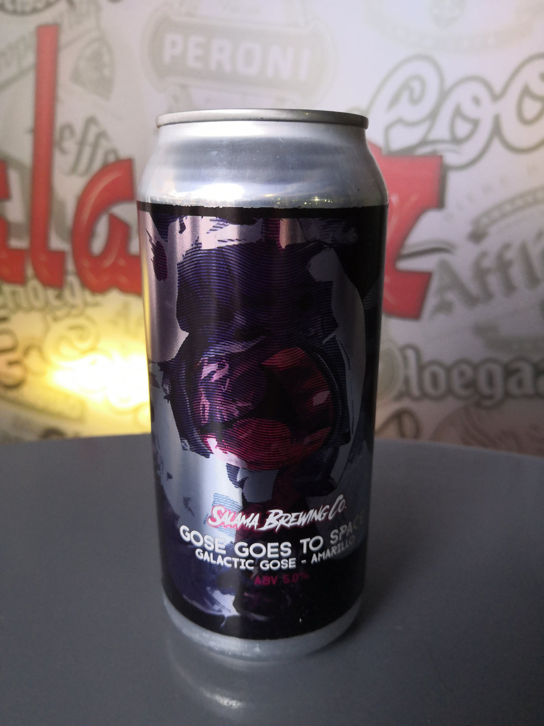 Salama Brewing Gose Goes To Space