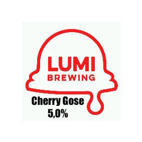 Lumi Brewing Cherry Gose