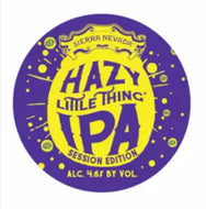 Sierra Nevada Hazy Little Thing IPA Session Edition