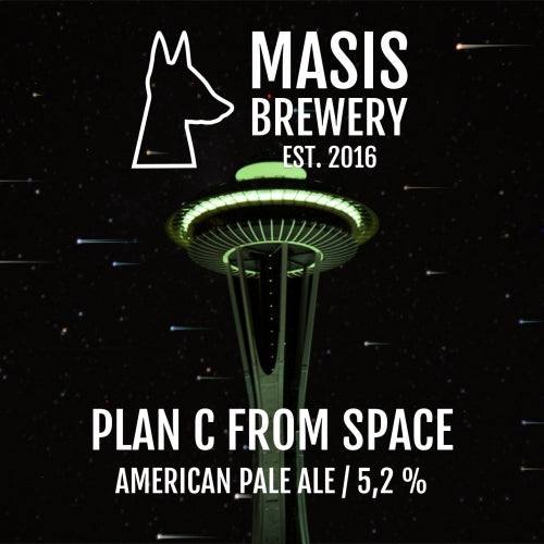 Masis Brewery Plan C from Space