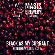 Masis Brewery Black as my Currant