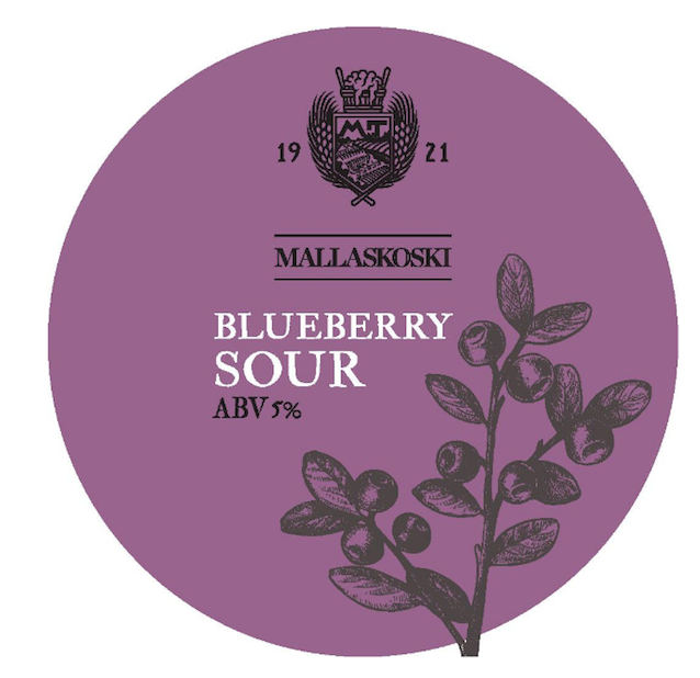 Mallaskoski Blueberry Sour