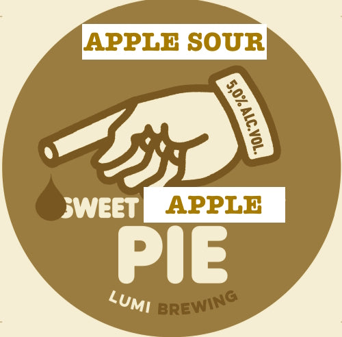 Lumi Brewing Sweet Apple Pie
