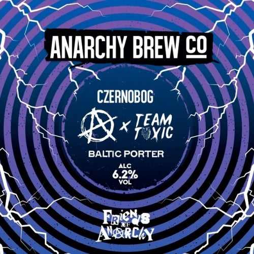 Anarchy Brewing Czernobog