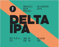Brussels Beer Project Delta IPA