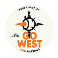 Lumi Brewing Go West
