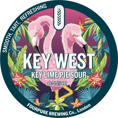 Fourpure Key West Lime Pie Sour