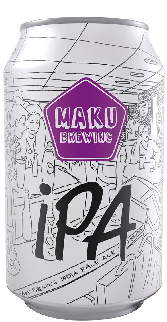 Maku Brewing IPA