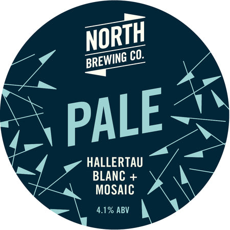 North Brewing Co. Pale Hallertau Blanc + Mosaic