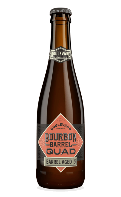 Boulevard Brewing Bourbon Barrel Quad