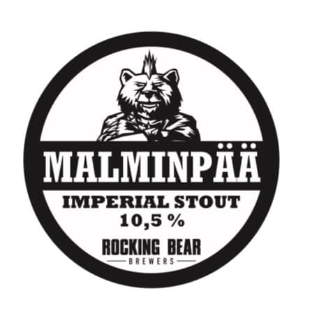 Rocking Bear Malminpää Imperial Stout