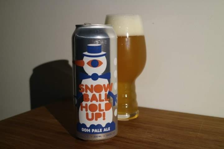 LUUKKU 18: Lumi Brewing Snowball Hold Up!