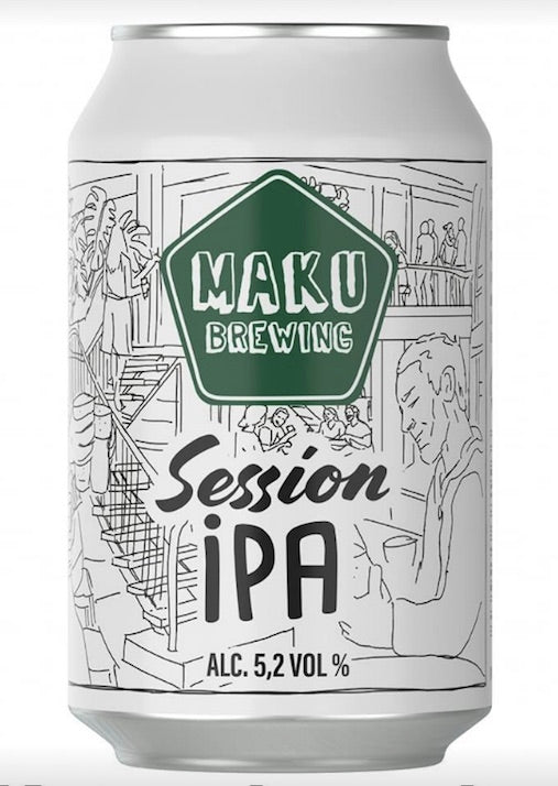 Maku Brewing Session IPA