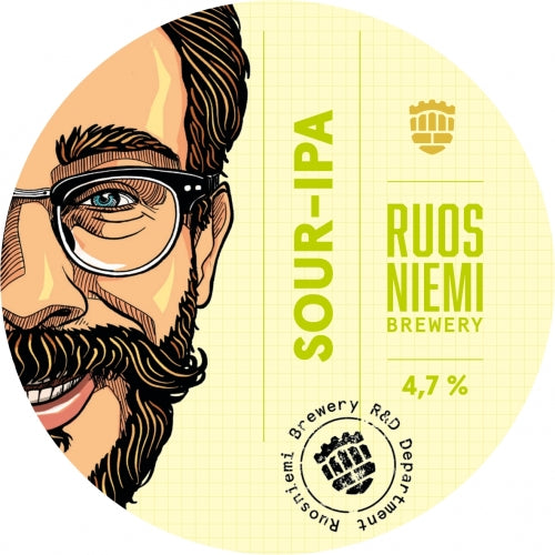 Ruosniemen R&D Department Sour-IPA