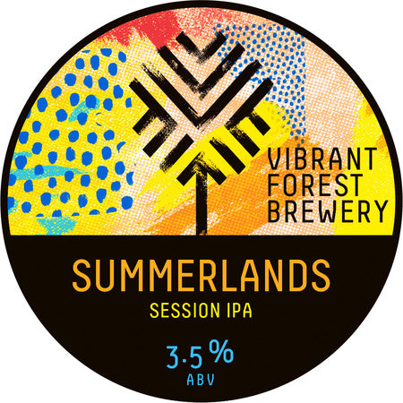 Vibrant Forest Summerlands Session IPA