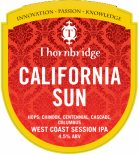 Thornbridge California Sun