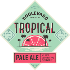 Boulevard Brewing Tropical Pale Ale HANASSA
