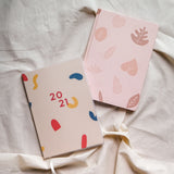 GO FORTH: 2021 A5 Planner by Helumi