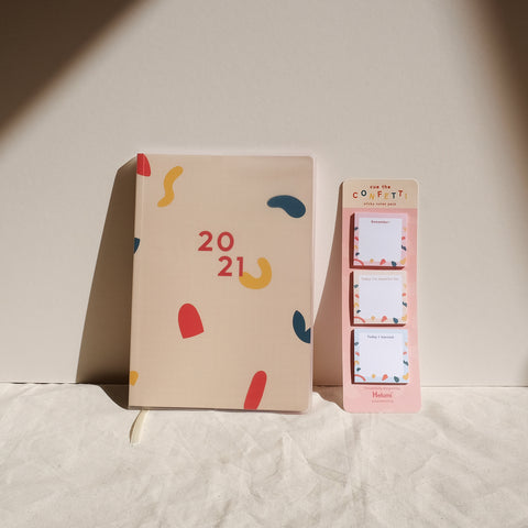 GO FORTH: 2021 A5 Planner by Helumi (Pre-Order)
