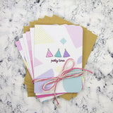Bundle of 6 Birthday Cards
