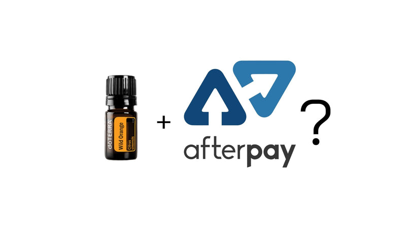 doterra afterpay