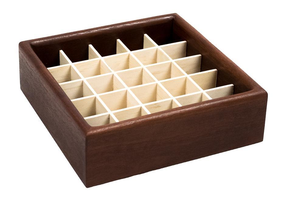 jarrah essential oil organiser