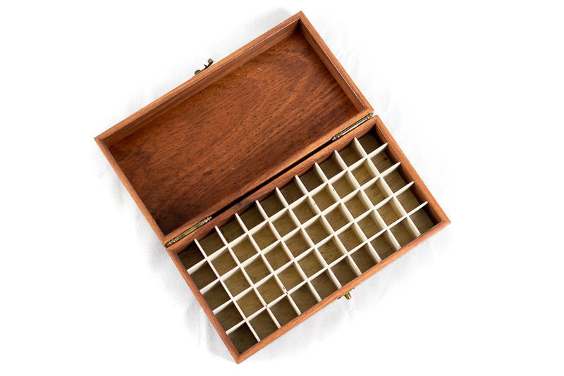 Jarrah 50 Essential Oil Box - Hidden Valley Co