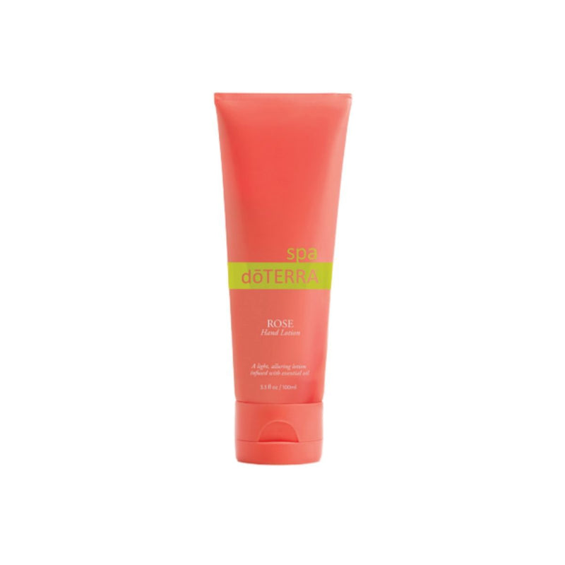 doTERRA Rose Lotion - Hidden Valley Co