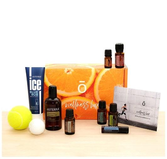 doTERRA Active Sports Kit + Membership - Hidden Valley Co