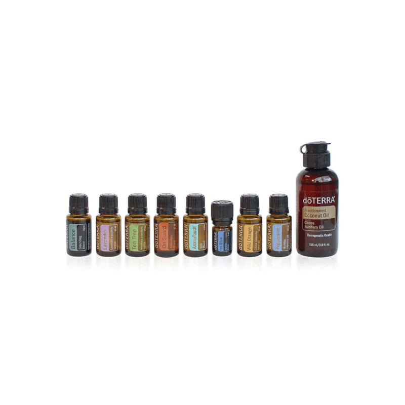 doterra aromatouch kit essential oils