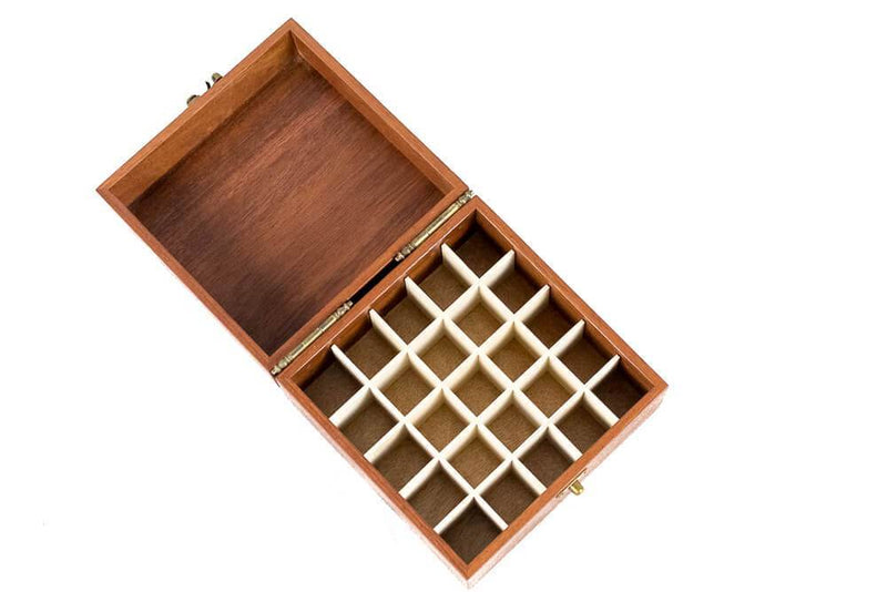 Jarrah 25 Essential Oil Box - Hidden Valley Co