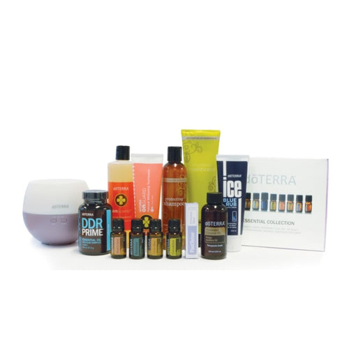 doTERRA Daily Usage Kit + Membership - Hidden Valley Co