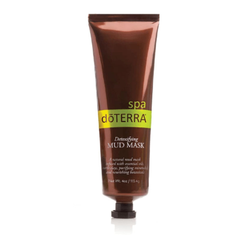 doTERRA Detoxifying Mud Mask - Hidden Valley Co