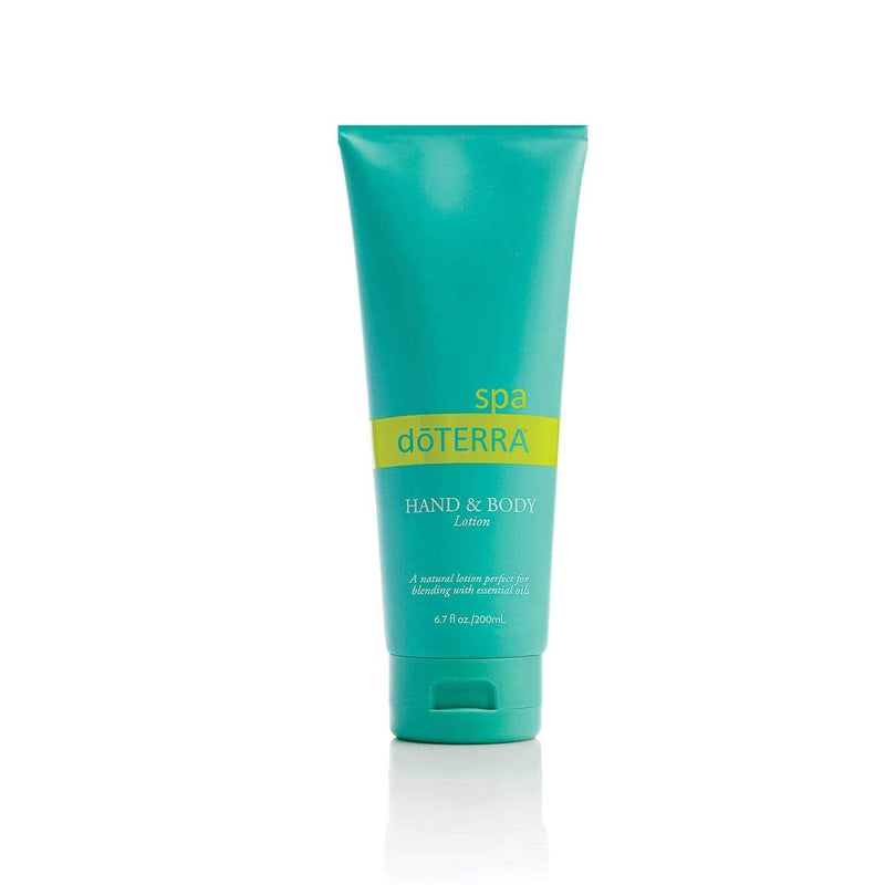 doterra hand and body lotion