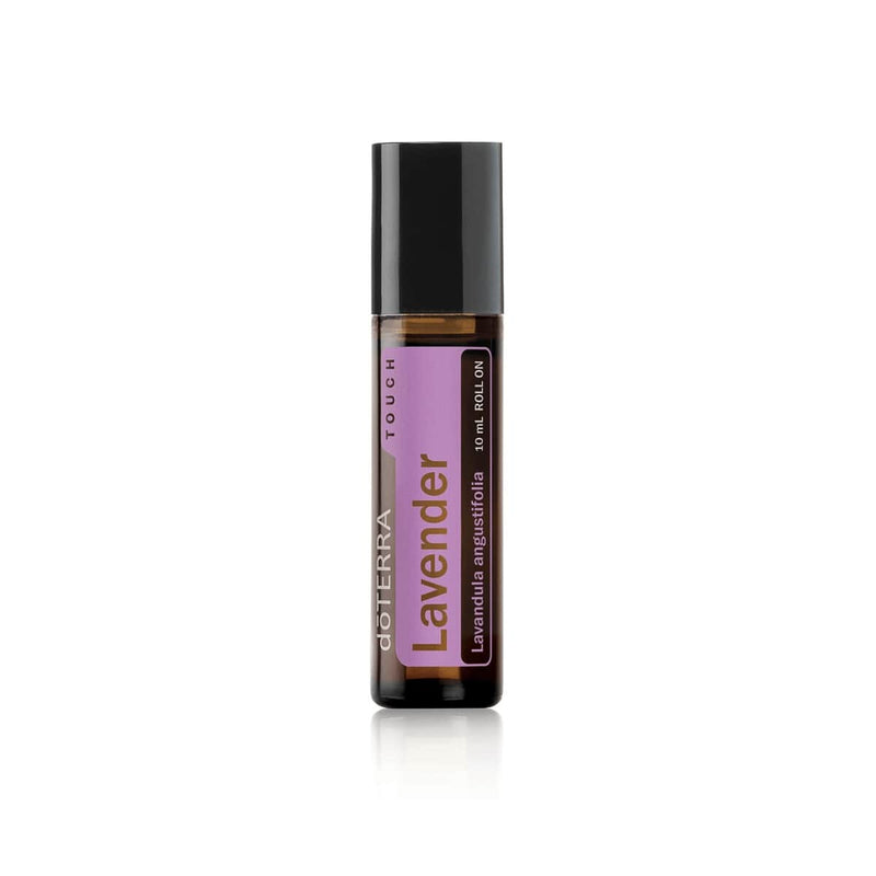 doterra lavender touch roller