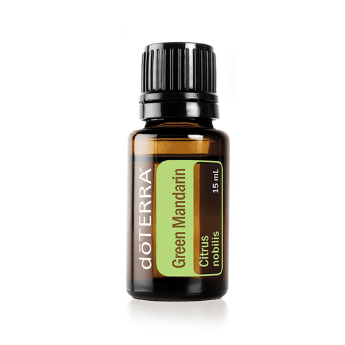 doTERRA Green Mandarin 15ml - Hidden Valley Co