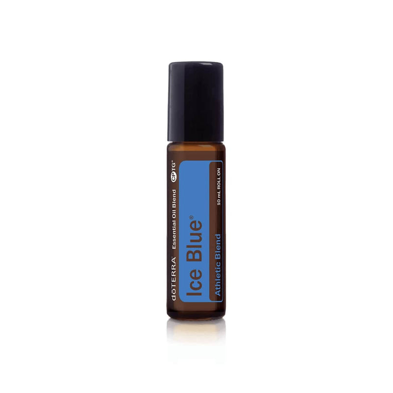 doTERRA Ice Blue | Roll On  Athletic Blend 10ml - Hidden Valley Co