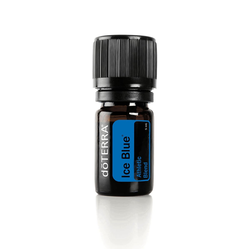 doTERRA Ice Blue | Athletic Blend 5ml - Hidden Valley Co