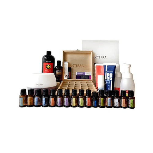 doTERRA Nature's Solution Kit + Membership - Hidden Valley Co