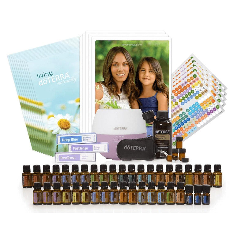 doTERRA Oil Sharing Kit + Membership - Hidden Valley Co
