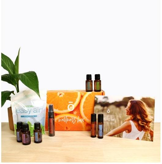 doTERRA Seasonal Essentials Kit + Membership - Hidden Valley Co