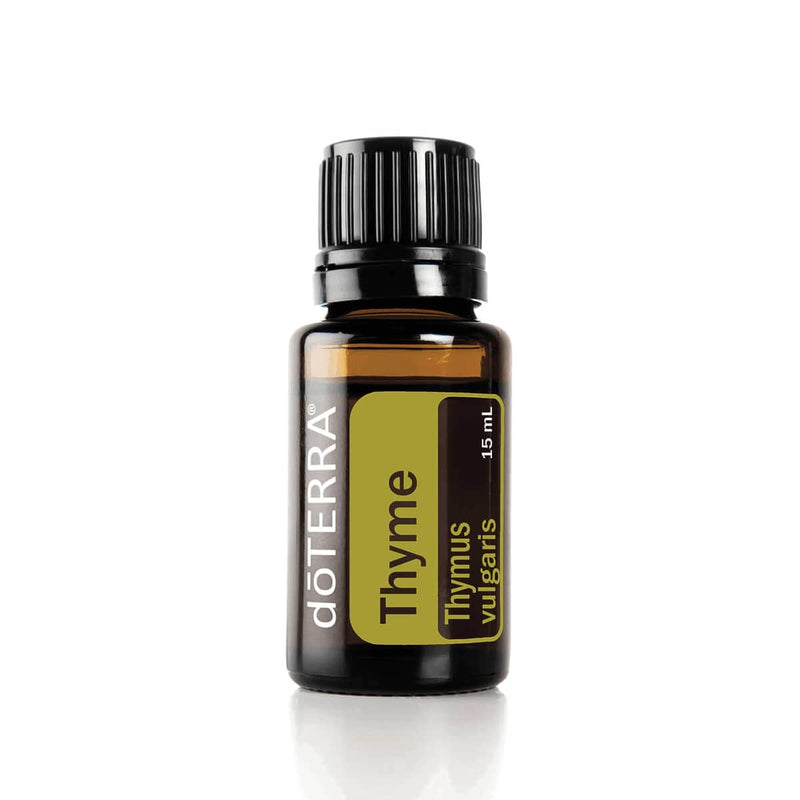 doterra thyme essential oil